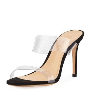 Schutz Ariella Clear Sandal